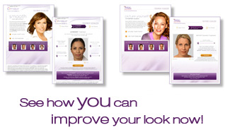 Visualizer - see how you can improve your look now!
